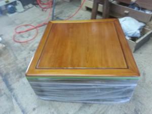 家具修理|座卓テーブル|塗装写真1枚目