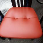 椅子、張替、本革