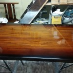 テーブル,食卓,修理,塗り替え