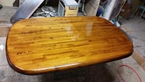 テーブル、リフォーム、リメイク、修理、食卓