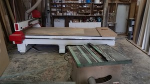 NC加工、切り抜き、家具修理